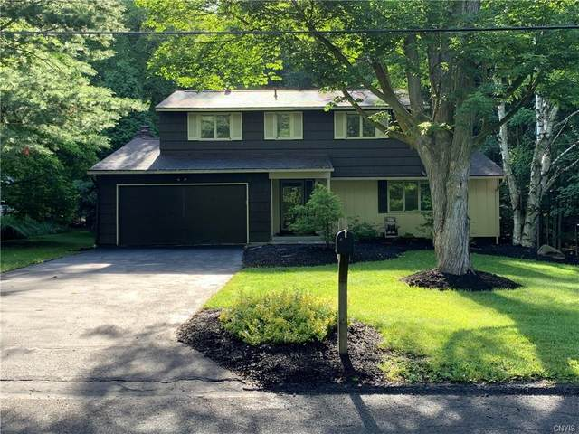 142 Winding Way, Camillus, NY 13031 (MLS #S1344798) :: BridgeView Real Estate Services