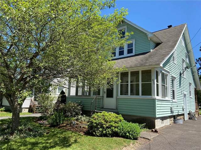 870 Oneida Street, Fulton, NY 13069 (MLS #S1344835) :: BridgeView Real Estate Services