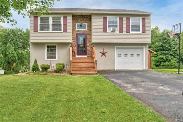 8451 W Thomas Street, Rome-Outside, NY 13440 (MLS #S1344882) :: BridgeView Real Estate Services