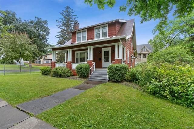 6 Sanger Avenue, New Hartford, NY 13413 (MLS #S1344884) :: Robert PiazzaPalotto Sold Team