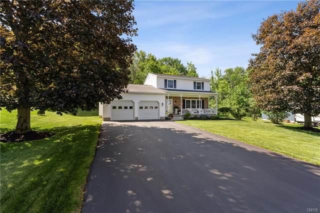 24 Meadowbrook Drive, New Hartford, NY 13413 (MLS #S1344908) :: Robert PiazzaPalotto Sold Team