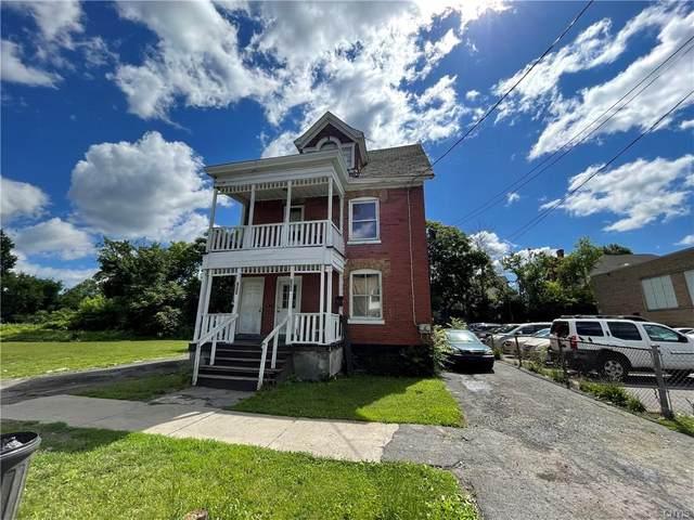 153 Hudson Street, Syracuse, NY 13204 (MLS #S1345014) :: Robert PiazzaPalotto Sold Team