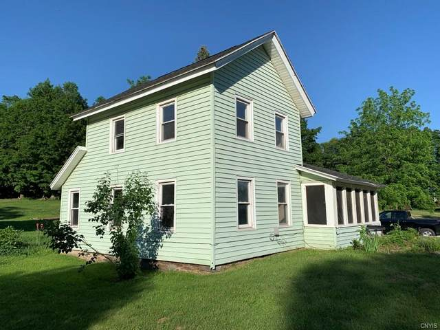 3396 County Route 57, Volney, NY 13126 (MLS #S1345067) :: Robert PiazzaPalotto Sold Team