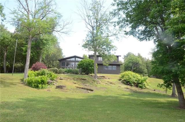 3887 State Highway 37, Morristown, NY 13669 (MLS #S1345073) :: Thousand Islands Realty
