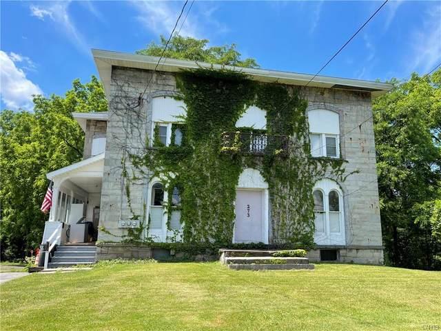 273 State Street, Auburn, NY 13021 (MLS #S1345165) :: TLC Real Estate LLC