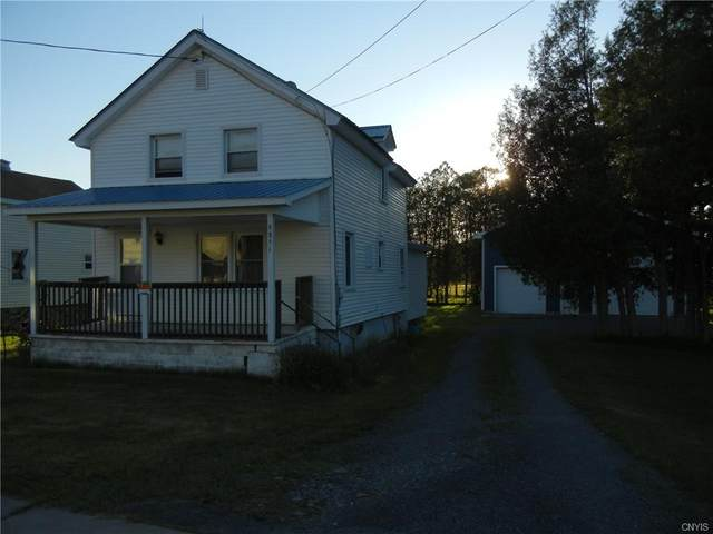 9851 State Route 812, Croghan, NY 13327 (MLS #S1345213) :: BridgeView Real Estate Services