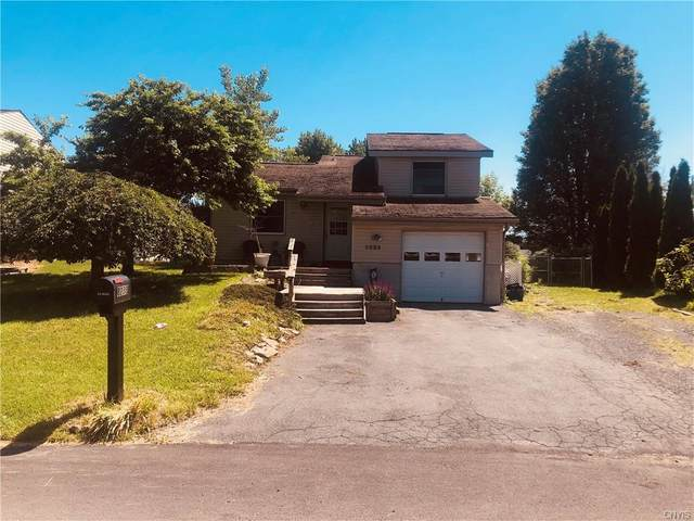 8233 Lucchesi Drive, Clay, NY 13041 (MLS #S1345219) :: TLC Real Estate LLC