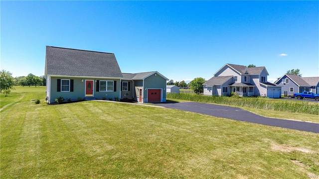 24961 Nys Route 37, Pamelia, NY 13601 (MLS #S1345351) :: Robert PiazzaPalotto Sold Team