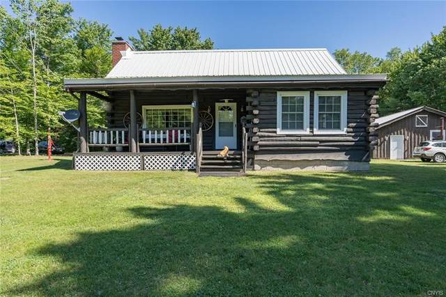 6408 S Chases Lake Road, Greig, NY 13343 (MLS #S1345380) :: BridgeView Real Estate Services