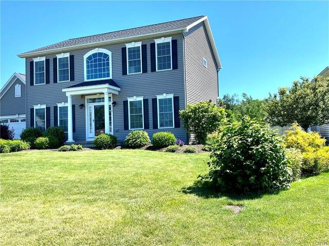 117 Forest View Lane, Manlius, NY 13116 (MLS #S1345398) :: Robert PiazzaPalotto Sold Team