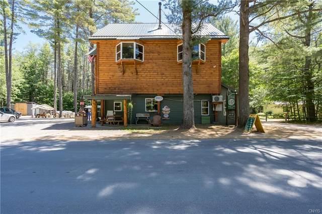 5508 Partridgeville Road, Greig, NY 13312 (MLS #S1345408) :: BridgeView Real Estate Services