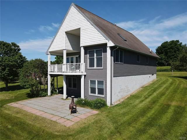 3972 Carleton Island Road 1, Cape Vincent, NY 13618 (MLS #S1345412) :: BridgeView Real Estate Services
