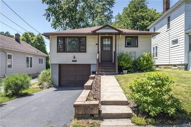 444 Ridgewood Drive, Syracuse, NY 13206 (MLS #S1345479) :: TLC Real Estate LLC