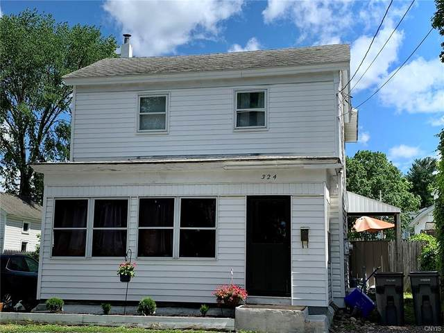 324 Curtis Street, Rome-Inside, NY 13440 (MLS #S1345599) :: Robert PiazzaPalotto Sold Team