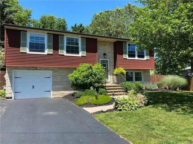 7418 Farmstead Road, Clay, NY 13088 (MLS #S1345638) :: TLC Real Estate LLC