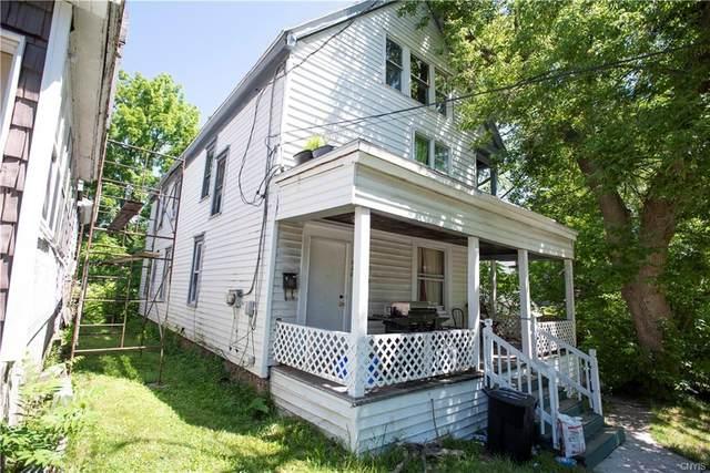 147 Robinson Street #49, Syracuse, NY 13203 (MLS #S1345656) :: Robert PiazzaPalotto Sold Team