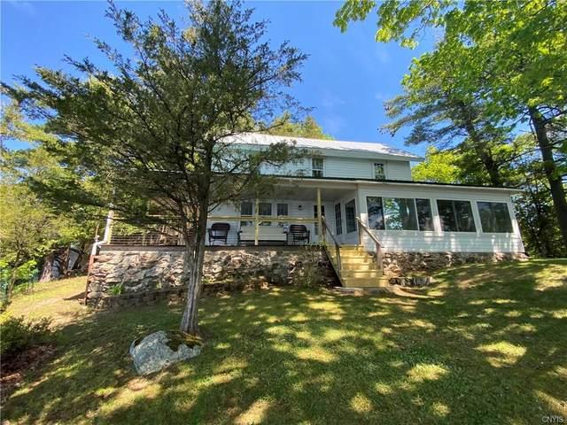50 Knowltons Farm Rd/Prvt, Hammond, NY 13646 (MLS #S1345764) :: Robert PiazzaPalotto Sold Team