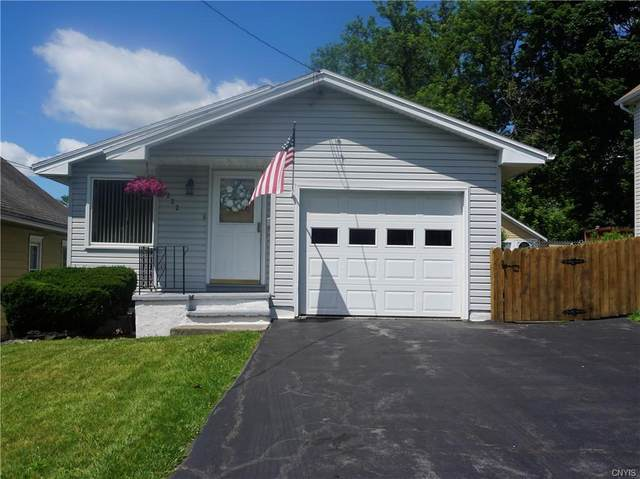 222 Arch St Street, Syracuse, NY 13206 (MLS #S1345881) :: BridgeView Real Estate Services