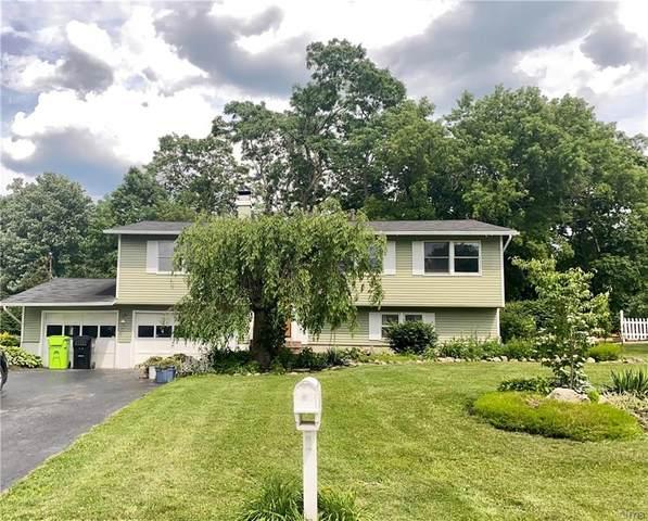 4626 Aqua Drive, Marcellus, NY 13108 (MLS #S1345928) :: BridgeView Real Estate Services