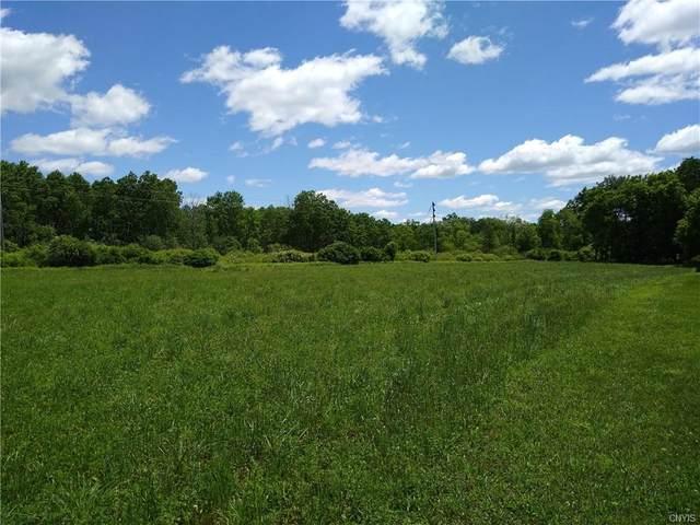 0 Eaton Road, Hamilton, NY 13346 (MLS #S1345955) :: TLC Real Estate LLC