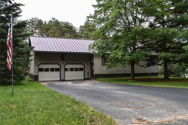 3328 Pines Road, Boonville, NY 13309 (MLS #S1346011) :: Robert PiazzaPalotto Sold Team