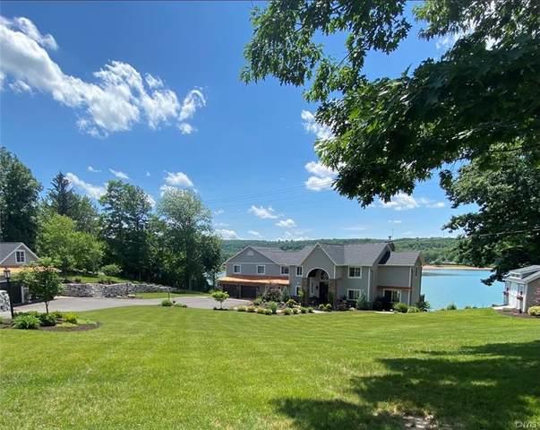 3 Burns Cove Road, Dewitt, NY 13078 (MLS #S1346189) :: TLC Real Estate LLC