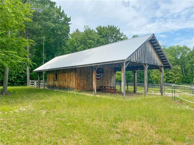 6256 Mohawk Trace Road, Greig, NY 13345 (MLS #S1346192) :: BridgeView Real Estate Services