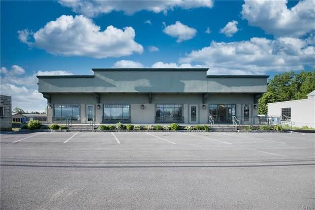 810 W Genesee Street Road, Skaneateles, NY 13152 (MLS #S1346224) :: Robert PiazzaPalotto Sold Team