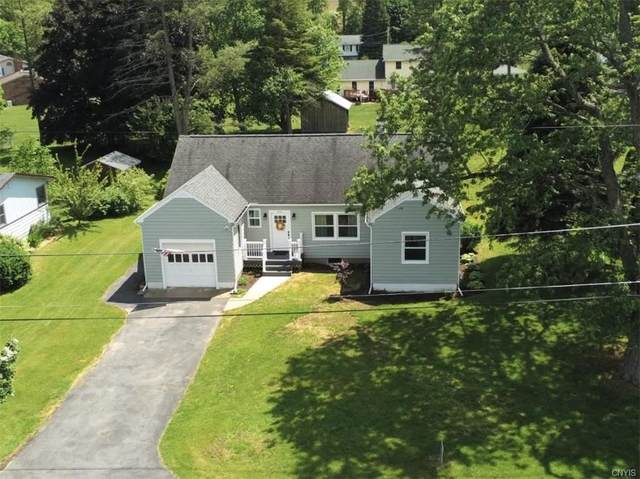 126 Brown Street, Elbridge, NY 13060 (MLS #S1346353) :: BridgeView Real Estate Services