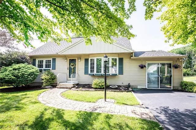 163 Bennett Road, Camillus, NY 13031 (MLS #S1346391) :: TLC Real Estate LLC