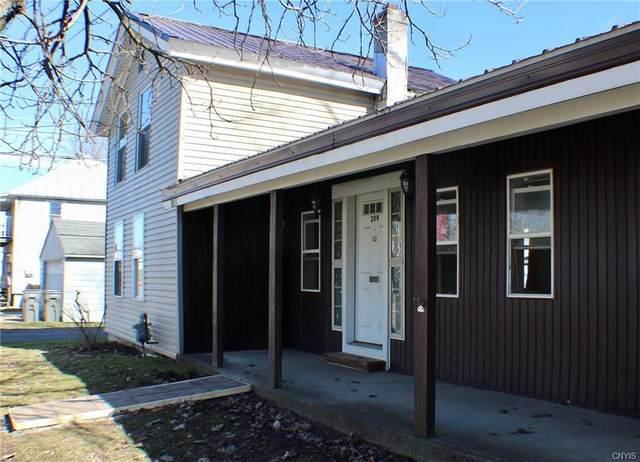 209 Jasper Street, Rome-Inside, NY 13440 (MLS #S1346504) :: TLC Real Estate LLC