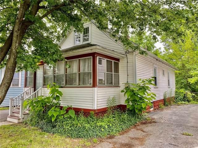 132 Wadsworth Street, Syracuse, NY 13203 (MLS #S1346603) :: TLC Real Estate LLC