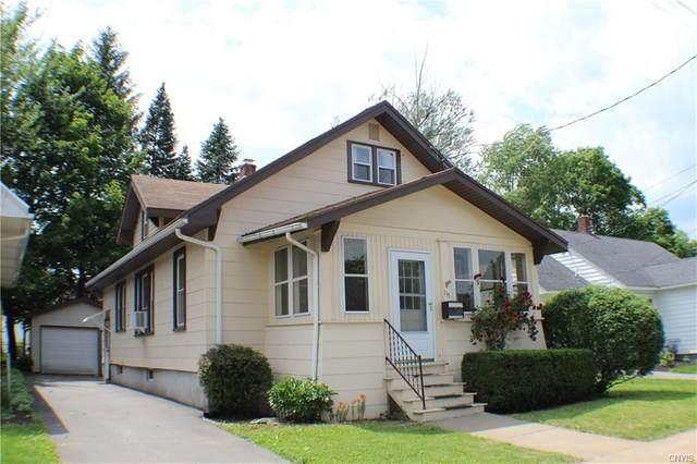 135 Dryden Ave, Utica, NY 13502 (MLS #S1346606) :: TLC Real Estate LLC