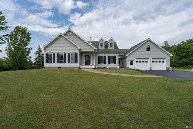 16833 State Route 12E, Brownville, NY 13634 (MLS #S1346610) :: TLC Real Estate LLC