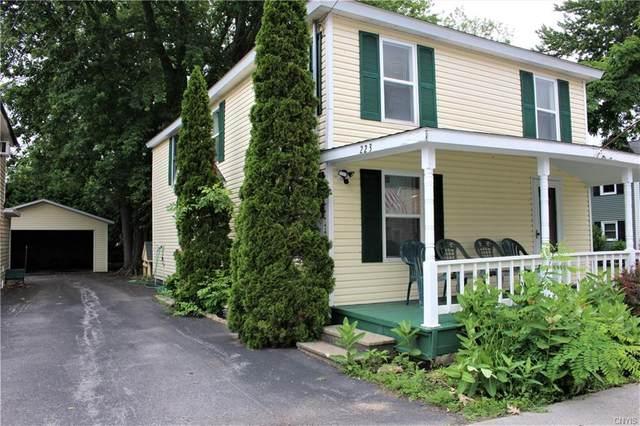 223 5th Avenue, Vienna, NY 13157 (MLS #S1346648) :: BridgeView Real Estate Services