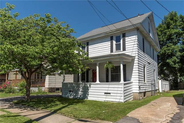 1916 Bradford Avenue, Utica, NY 13501 (MLS #S1346673) :: BridgeView Real Estate Services