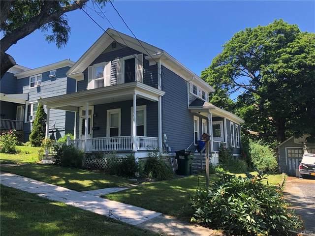 93 E Mohawk Street, Oswego-City, NY 13126 (MLS #S1346766) :: MyTown Realty