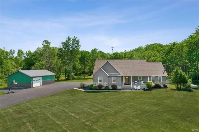 5002 Fox Road, Verona, NY 13421 (MLS #S1346822) :: BridgeView Real Estate Services