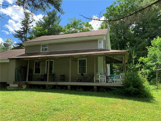 9684 Egypt Road, Boonville, NY 13309 (MLS #S1346912) :: Robert PiazzaPalotto Sold Team