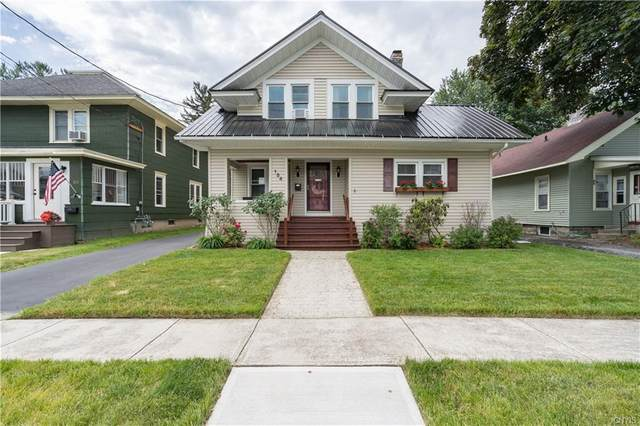 154 Bowers Avenue, Watertown-City, NY 13601 (MLS #S1347228) :: TLC Real Estate LLC