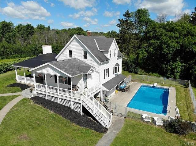 1679 Turnpike Road, Throop, NY 13021 (MLS #S1347279) :: Thousand Islands Realty