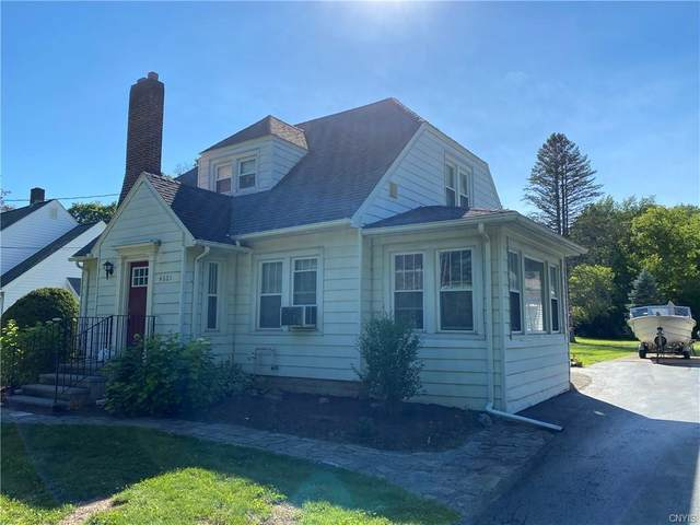 4621 State Route 365, Vernon, NY 13421 (MLS #S1347394) :: Robert PiazzaPalotto Sold Team