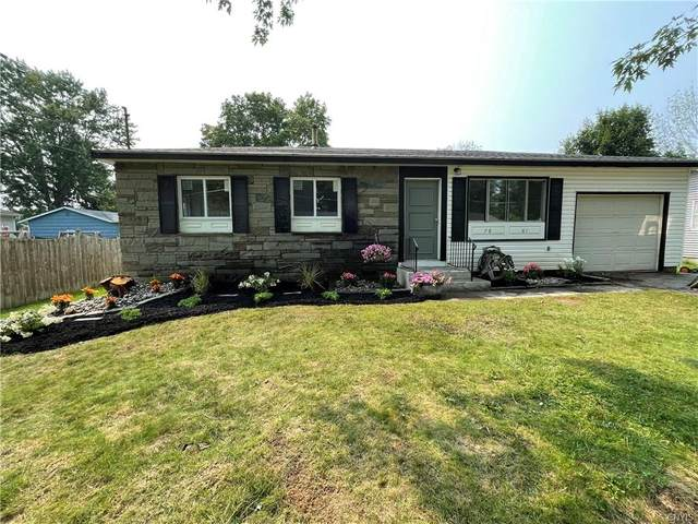 7861 Sagamore Drive N, Clay, NY 13090 (MLS #S1347445) :: Robert PiazzaPalotto Sold Team