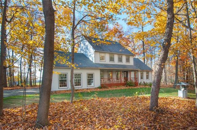 205 Bossard Street, Groton, NY 13073 (MLS #S1347561) :: Serota Real Estate LLC