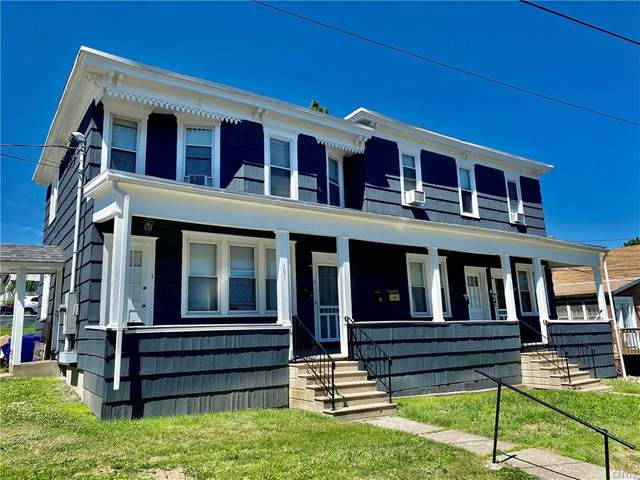 103 Schuler Street, Syracuse, NY 13203 (MLS #S1347624) :: Robert PiazzaPalotto Sold Team