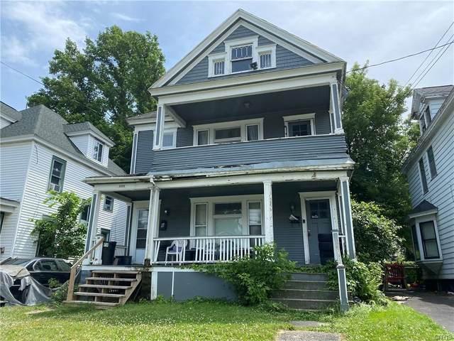 1611 W Onondaga Street #13, Syracuse, NY 13204 (MLS #S1347637) :: Serota Real Estate LLC