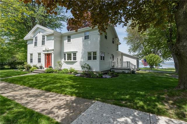 481 E Broadway Street, Cape Vincent, NY 13618 (MLS #S1347670) :: Thousand Islands Realty