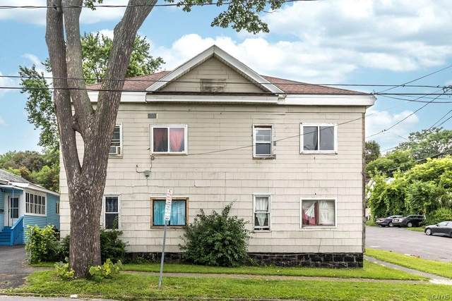 400 Carbon St & Division Street E, Syracuse, NY 13208 (MLS #S1347850) :: BridgeView Real Estate