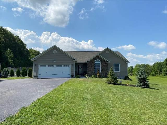 6764 Colton Road, Lafayette, NY 13084 (MLS #S1348057) :: Serota Real Estate LLC