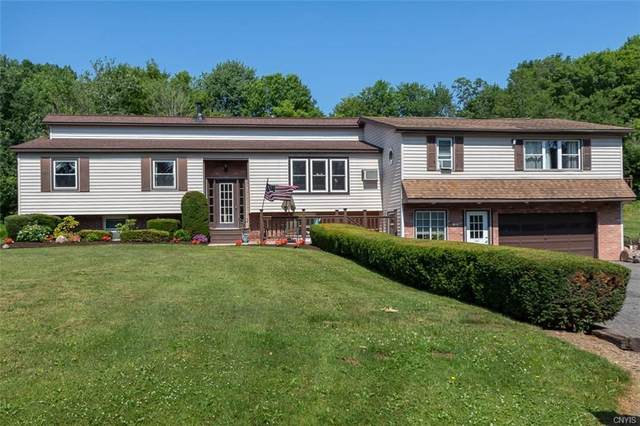 1381-A County Route 37 B, West Monroe, NY 13167 (MLS #S1348169) :: Robert PiazzaPalotto Sold Team